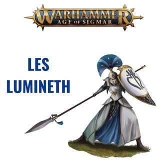 Les Lumineth, suzerains des Royaumes