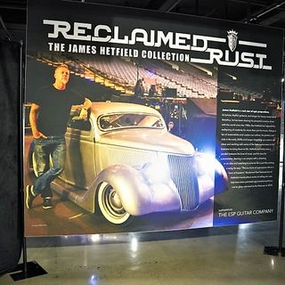 Reclaimed Rust: The James Hetfield Collection - Ribbon Cutting Fireside Chat