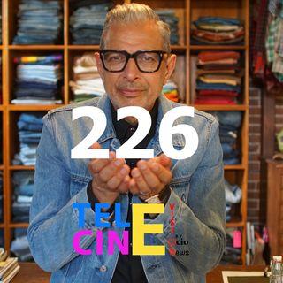 El mundo según Jeff Goldblum | Telecinevision 226 (02/04/20)
