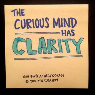 Curious Clarity : BYS 119
