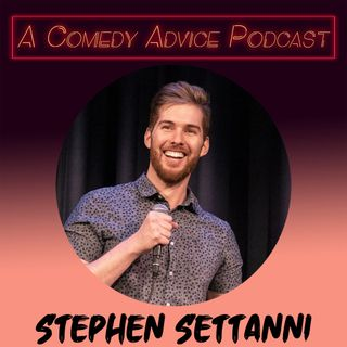 66. A Comedy-Advice Podcast Stephen Settanni in port a potty talk
