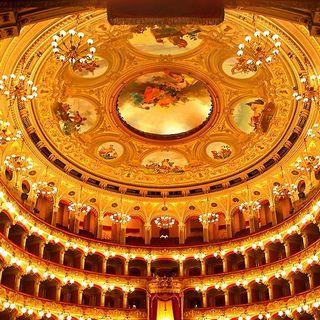 """Il teatro """"Massimo Bellini"""" di Catania: dove l'acustica è la migliore al mondo"""