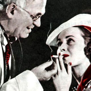 Quando i medici consigliavano le sigarette
