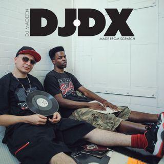 DJ DX (feat. DJ Madden) - Ninja of Rap