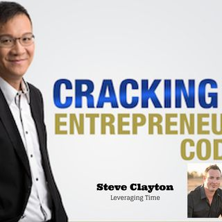 Episode 030 - How to Turn Your Passion Into Your Business Tapping on Steve Clayton's Experience