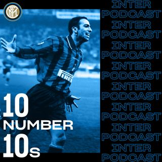 10 Number 10s - Youri Djorkaeff