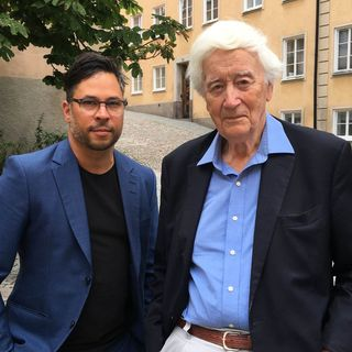 Rolf Ekéus – från studentspexande haremsdam till toppdiplomat i FN