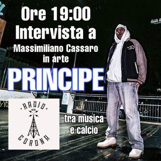 PRINCIPE (Massimiliano Cassaro) - intervista di Max Fogli + selezione dei suoi brani