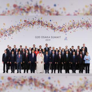 Inició en Osaka, Japón la cumbre del G-20.