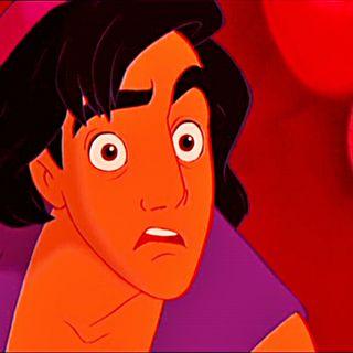 L2/S3: Aladdin A.K.A. Just A Scumbag With A Genie