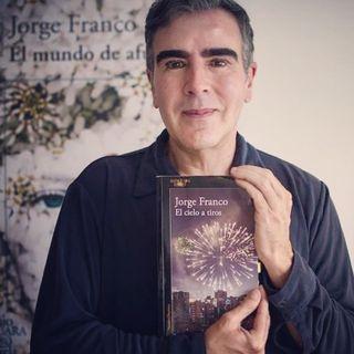 E. 28 | Jorge Franco. El arte de escribir con pasión.