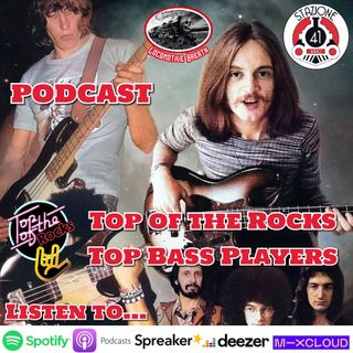Top Bass Players of Rock
