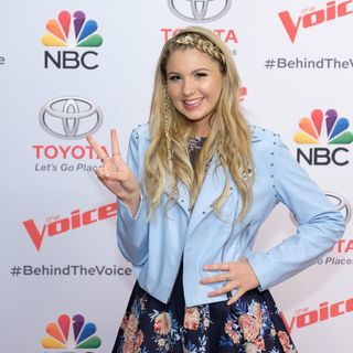 Brenley Brown NBC's The Voice Throwback 2017
