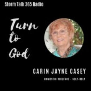 Turn to God with Carin –  Who is In Charge?