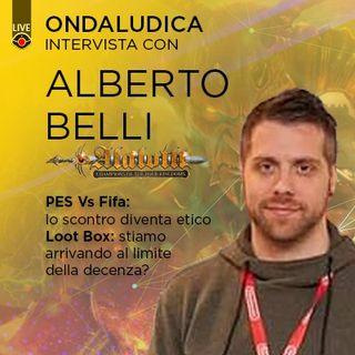 Alberto Belli ci parla di Alaloth