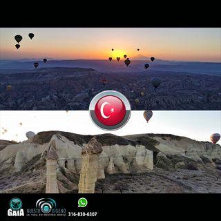 NUESTRO OXÍGENO Conozcamos de Turquia con Ali Arrslan