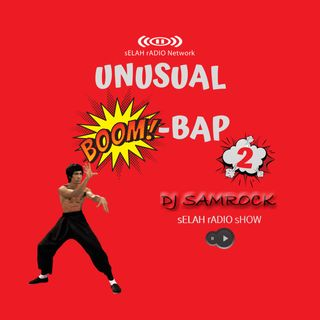 Unusual Boom Bap (2) -DJ SAMROCK