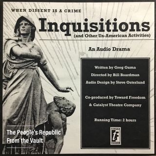 Inquisitions — An Audio Drama — Act 2
