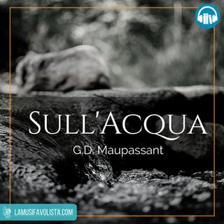 SULL'ACQUA • G. D. Maupassant ☎ Audioracconto ☎ Storie per Notti Insonni  ☎
