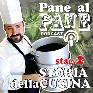 #2x01 La cucina francese fu creata dai cuochi italiani di Caterina de Medici?