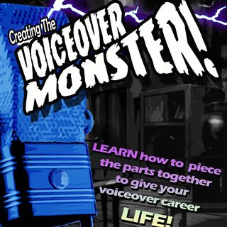 Creating the Voiceover Monster!