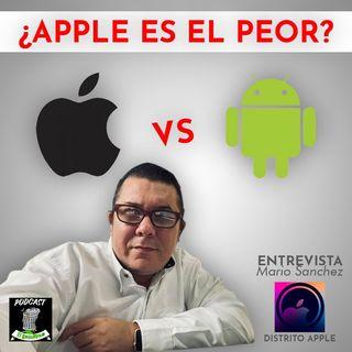 Apple es el peor ?