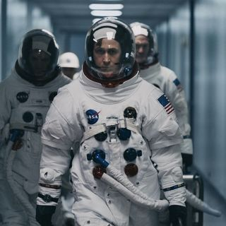 First Man Review - featuring joekool