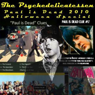 Paul is Dead Halloween Special 2010