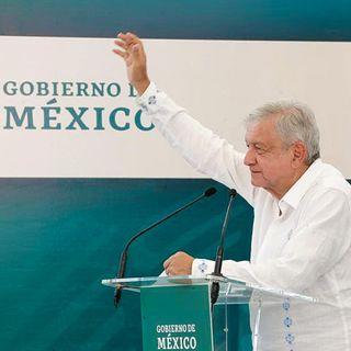 Solicita respeto mutuo a las soberanías López Obrador