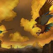 The Eagle And The Arrow