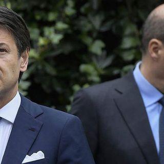 """Governo, Conte incontra Zingaretti: """"Piena convergenza sul decreto semplificazioni"""""""