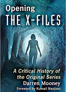 111. Darren Mooney on Opening the X-Files