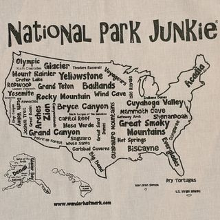 National Parks Across America - Jodi Canter of Wanderlust on Big Blend Radio