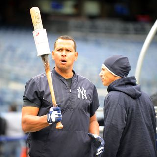 Pro Baseball Central – A-Rod Released