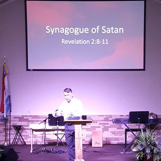 Pastor Joe and Revelation 4