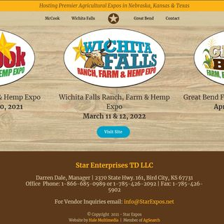 The Buzz 09.22.21 - New STAR EXPOS website!