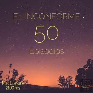 50 INCONFORMES ¡Gracias a Todos!