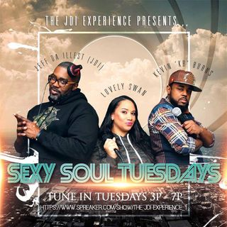 the jdi EXPERIENCE SEXY SOUL TUESDAY THANKSGIVING EDITION