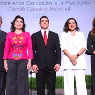 Hoy se elige al nuevo presidente del PRI