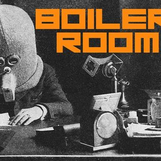 Boiler Room #88 - Behold: The New Ministry of Truth