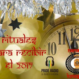 Rituales para el año nuevo (recuento del 2016)