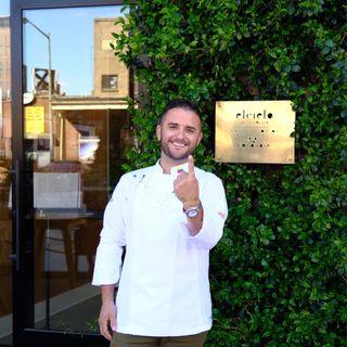 ¿Cómo logró el chef colombiano, Juan Manuel Barrientos, una estrella Michelin por su restaurante El Cielo?