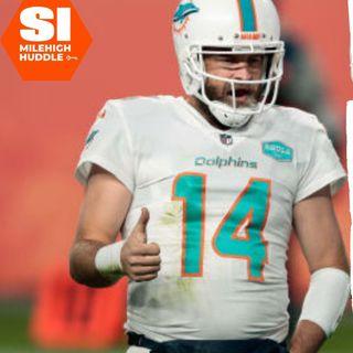 MHI #041: Broncos' QB Options Dwindle With Ryan Fitzpatrick Retiring
