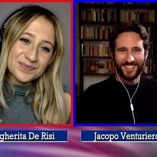 516 - Dopocena con... Margherita De Risi e Jacopo Venturiero - 11.02.2021