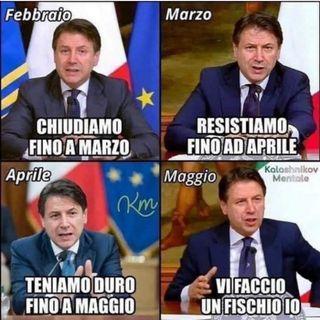 RADIO I DI ITALIA DEL 15/5/2020