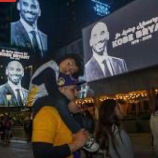 Episode 151 - Legendary Kobe Bryant Death