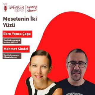 Ebru  Yonca Çapa - Mehmet Sindel I Meselenin İki Yüzü