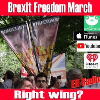 Morning moment Brexit Freedom March July 5 2018