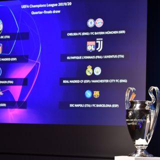 Todo sobre el sorteo de cuartos y semifinales de la UEFA Champions League