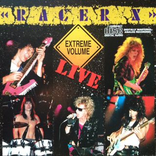ESPECIAL RACER X EXTREME VOLUME LIVE 1988 #RacerX #heavymetal #tigerking #shadowsfx #westworld #twd #uploadtv #stayhome #werealltogether